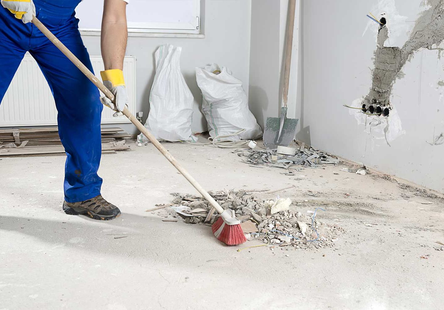 Construction-clean-up